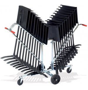 Music Stand Cart for 20 Stands