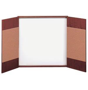 Wood Veneer Presentation Cabinet Closeout