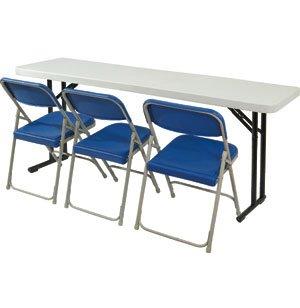 Lightweight Folding Seminar Table