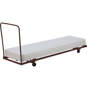 Table Truck for 96L Tables 12 Cap