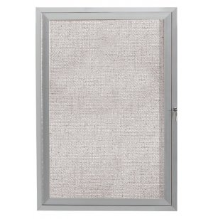 Outdoor Enclosed Vinyl Tack Board
