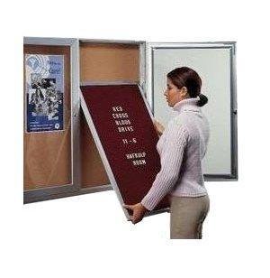 Letter Panel for Indoor/Outdoor Directory