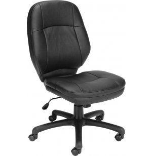 Stimulus Series Leatherette Task Chair