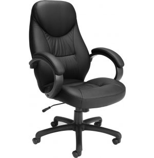 Stimulus Series Leatherette Office Chair