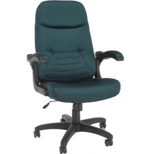 Mobilearm High Back Fabric Exec Office Chair
