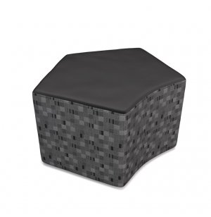 OFM Quin Modular Soft Seating Stool