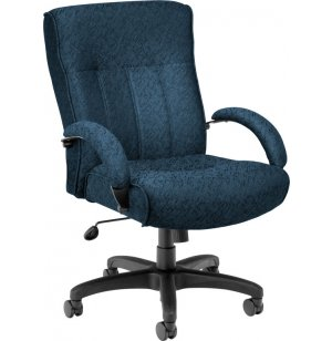 Big and Tall Mid Back Executive Office Chair