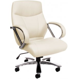 Avenger Series Big & Tall Mid-Back Executive Chair
