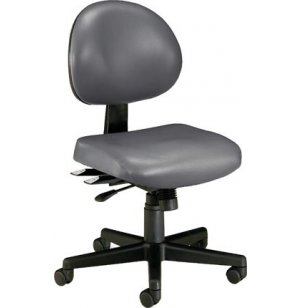 Vinyl Multi-Shift Task Chair