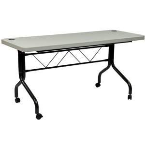 Office Star Flip Top Training Table