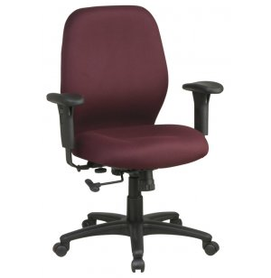 Synchro-Tilt Executive Office Chair