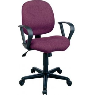 Task Office Chair with Loop Arms