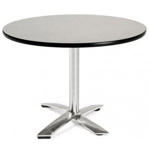 Round Flip-Top Cafe Table