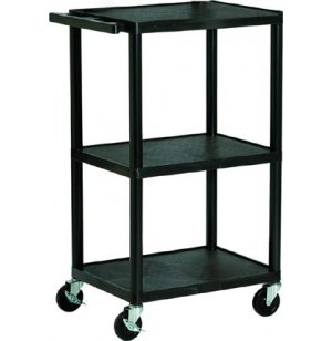 Polyethylene Projector Cart