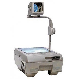 Closed Head Overhead Projector - 4000 Lumens