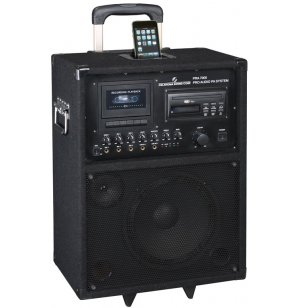100 Watt Wireless Pro Audio System