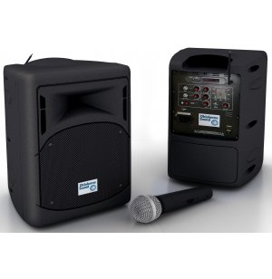 Portable Wireless Pa System
