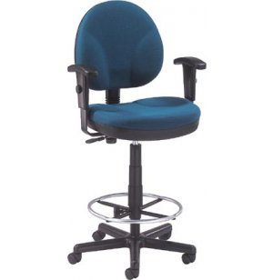 Drafting Office Stool by Eurotech