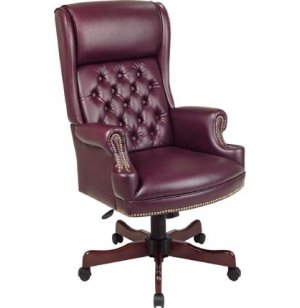 Traditional Executive Swivel Office Chair