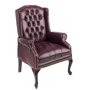 Traditional Executive Guest Chair