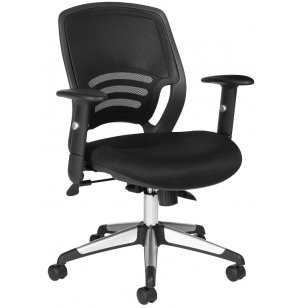 Mesh Back Synchro-Tilter Office Chair