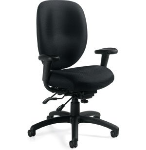 Multifunction Chair with Arms