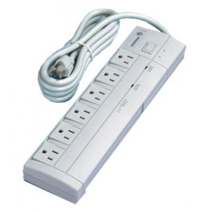 Optional 6-Outlet Surge