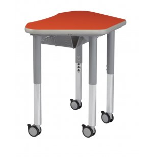 Petal Junior Collaborative Student Desk - Laminate