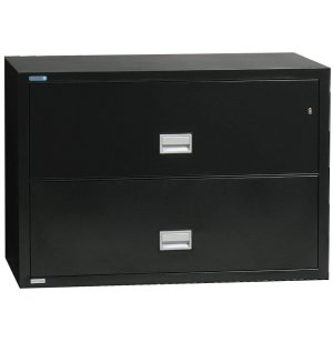 2-Drawer Lateral Fire File, 38