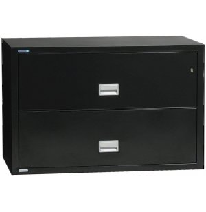 2-Drawer Lateral Fire File, 44