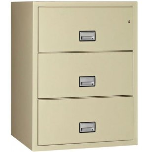 3-Drawer Lateral Fire File, 31