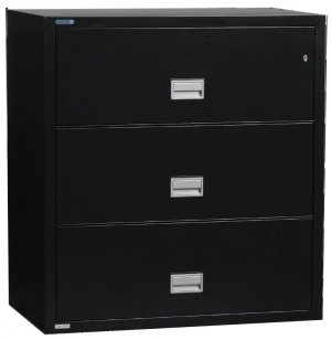 3-Drawer Lateral Fire File, 44