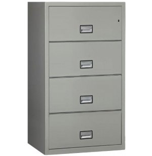 4-Drawer Lateral Fire File, 31