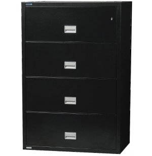 4-Drawer Lateral Fire File, 38