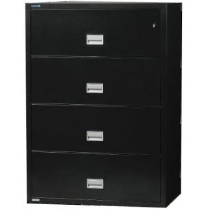 4-Drawer Lateral Fire File, 44