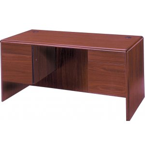 Park Lane Double-Pedestal Exec. Office Desk