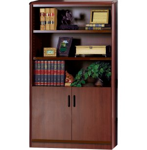 Park Lane Bookcase with 2 Doors