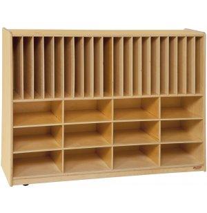 Tip-Me-Not Portfolio and Cubby Storage