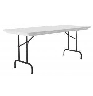 Classic Top Rectangular Folding Table