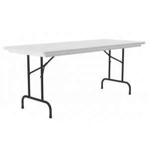 Classic Top Rectangular Folding Table