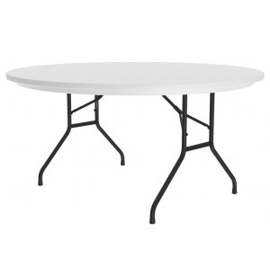 Round Classic Top Folding Table