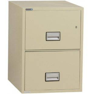2-Drawer Vertical Fire File, 25