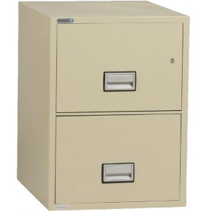2-Drawer Vertical Fire File, 31
