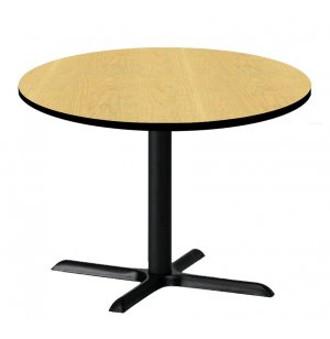 24in. Round Cafe Table