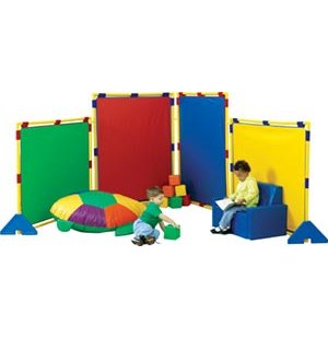 Big Screens Rainbow Playpanel Set