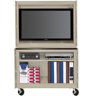 Wide Body LCD TV Cabinet