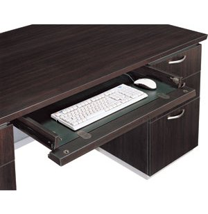 Optional Center⁄Keyboard Drawer