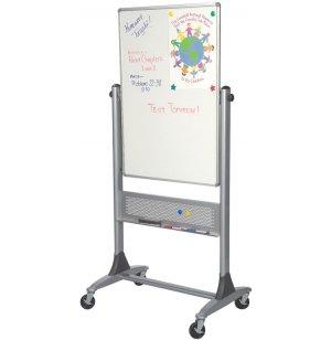 Platinum Dura-rite Reversible Whiteboard
