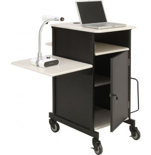 Jumbo Plus AV Presentation Cart