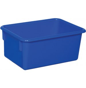 Colored Cubby Bin